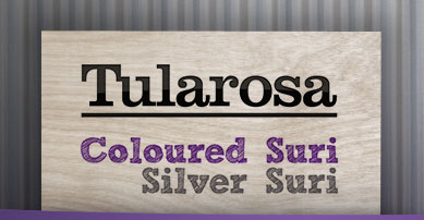 Tularosa | Coloured Suri